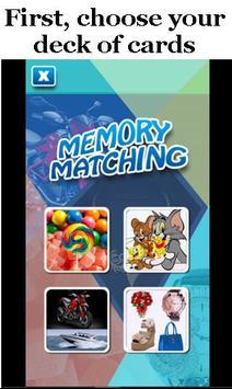 Memory Matching poster