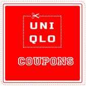 Coupons for Uniqlo discount icon