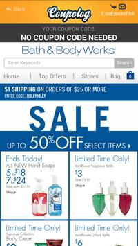 Coupons and Deals by Coupolog screenshot 19