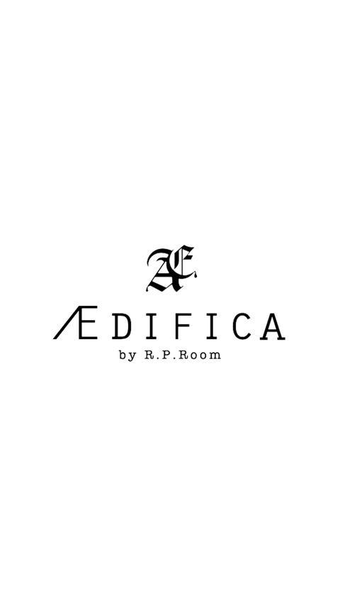 AEDIFICA【エディフィカ】 poster