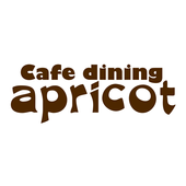Cafe dining apricot icon