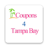 Coupons 4 Tampa Bay icon