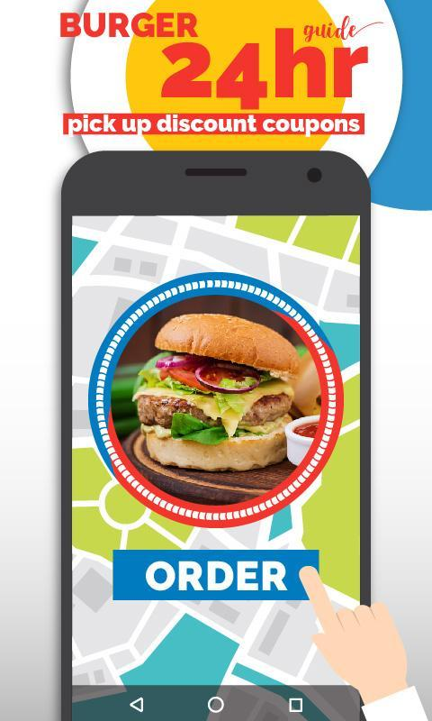 Free Coupons for Burger King Delivery Tips for Android - APK