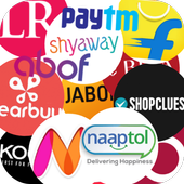 All in one online indian shopping  free App  2017 icon
