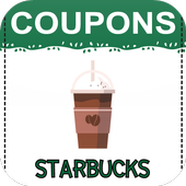Coupons for Starbucks icon