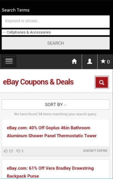Free Coupons For Ebay Best Deals Promo Codes For Android Apk Download