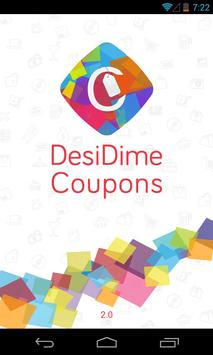 Coupons Shopping By DesiDime poster