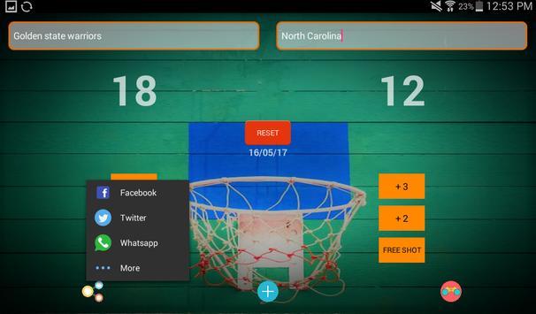 Court Counter screenshot 12
