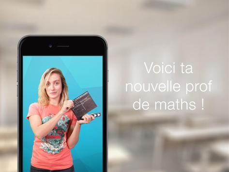 Coureo Maths 2nde apk screenshot