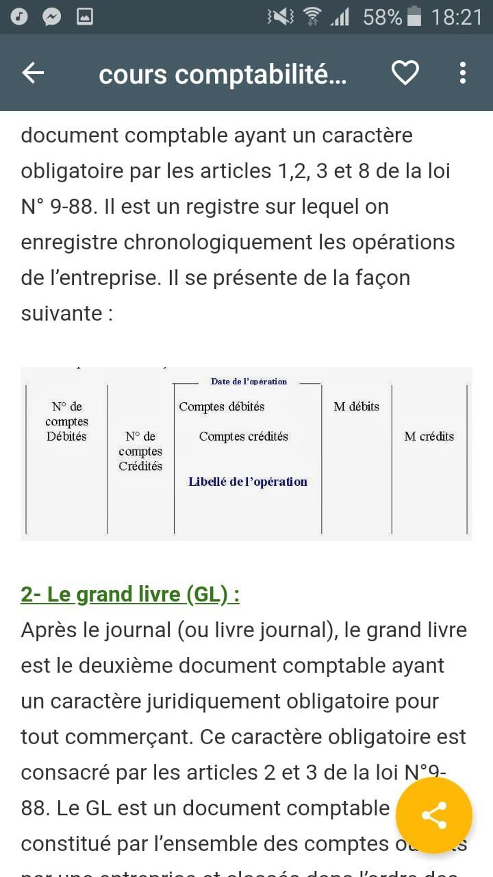 Cours Comptabilite Generale For Android Apk Download