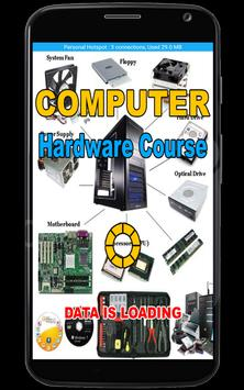Computer Hardware Course poster