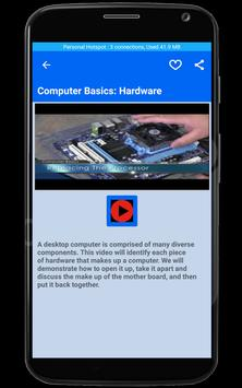 Computer Hardware Course screenshot 2