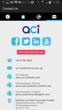 Asian Consumer Insight (ACI) apk screenshot