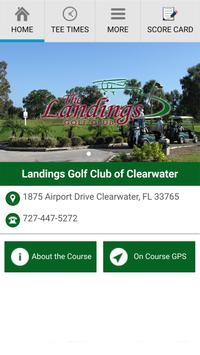 The Landings GC of Clearwater poster