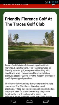 Traces Golf Club screenshot 1