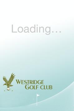 Westridge Golf Club poster