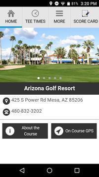 Arizona National Golf Resort poster