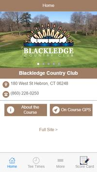 Blackledge Country Club poster