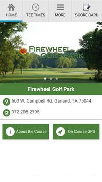 Firewheel Golf Park poster