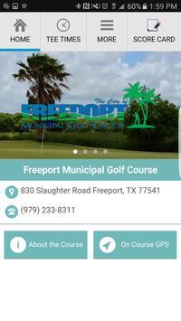 Freeport Municipal Golf Course poster