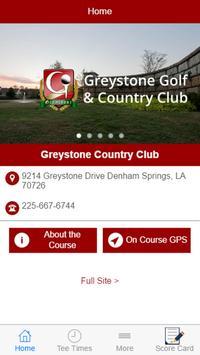 Greystone Golf & Country Club poster