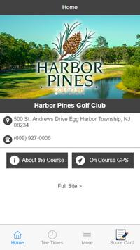 Harbor Pines poster