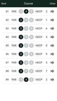 Monterey Park Golf Club apk screenshot