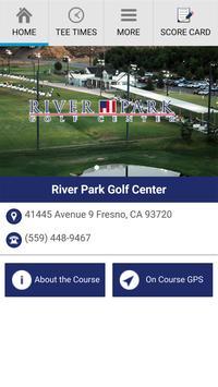 River Park Golf Center poster