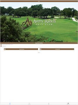 Avery Ranch Golf Club apk screenshot