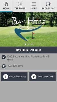 Bay Hills Golf Club poster