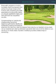 D'arcy Ranch Golf Course poster