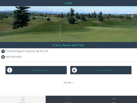 D'arcy Ranch Golf Course apk screenshot