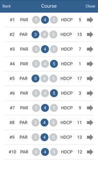 Lexington Oaks Golf Club apk screenshot