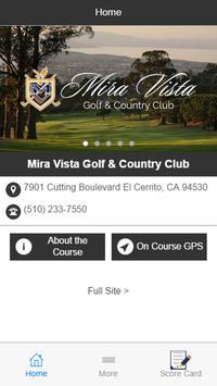 Mira Vista Golf & Country Club poster