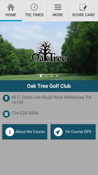 Oak Tree Country Club poster