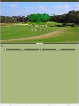 Oakwood Golf Club screenshot 4