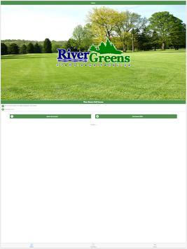 River Greens Golf Course apk screenshot