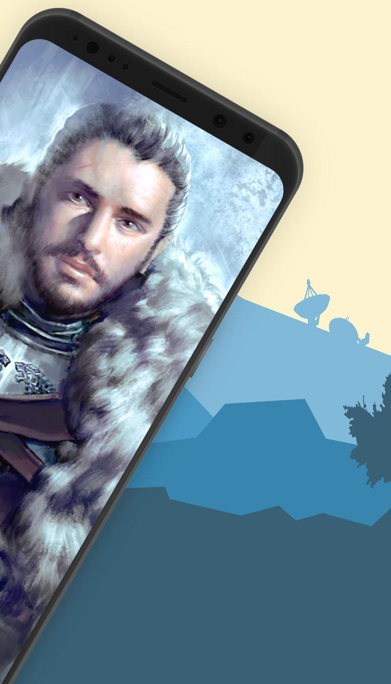 Jon Snow Wallpaper For Android Apk Download