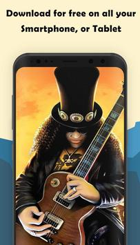 c17dac88f9 Slash Wallpaper for Android - APK Download
