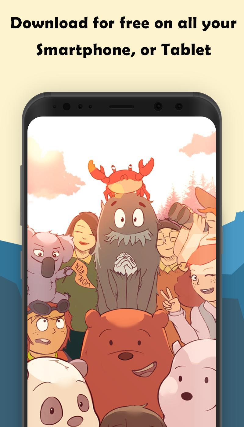 We Bare Bears Wallpaper For Android Apk Download