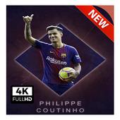 Philippe Coutinho Wallpaper 2018 icon
