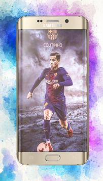 Philippe Coutinho Wallpaper 2018 poster