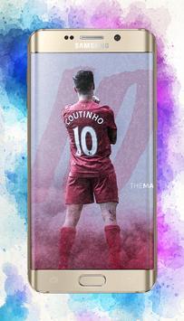 Philippe Coutinho Wallpaper 2018 screenshot 2