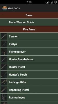 Gamer's Guide for Bloodborne apk screenshot