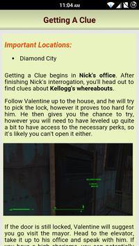Gamer's Guide for Fallout 4 apk screenshot