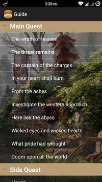 Guide of DragonAge:Inquisition apk screenshot