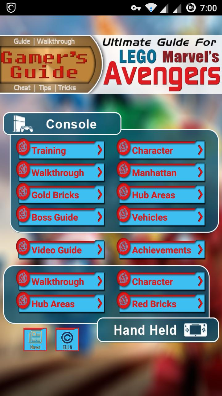 Guide for LEGO Marvel Avengers for Android - APK Download