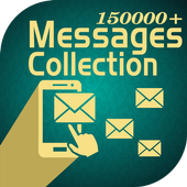 150000+ Message Collection icon