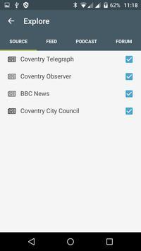 Coventry free news apk screenshot
