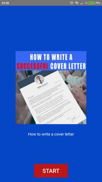 cover letter examples 2018 apk screenshot